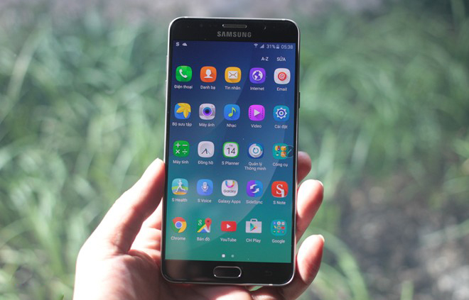 Samsung galaxy Note 5 dai loan loai 1